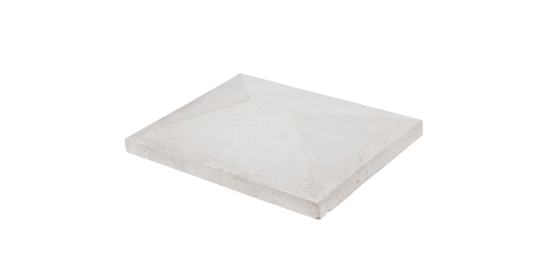 Fence post cap 560×440