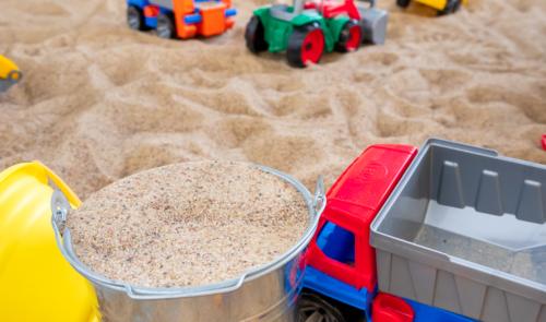 Parim liivakastiliiv on puhas ja pehme
